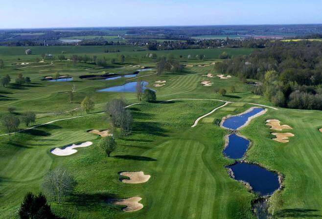 Terrain de Golf Crecy La Chapelle